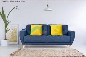 Chọn sofa phòng khách cho mùa hè