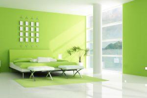 Cách chọn màu sơn nhà cho mát